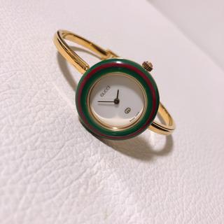 グッチ(Gucci)のGUCCI チェンジベゼル グッチカラー ベゼル(腕時計(アナログ))
