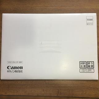2019年 Canon カレンダー(カレンダー)