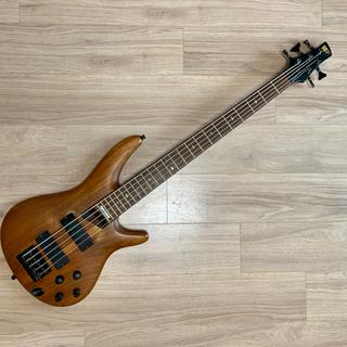 アイバニーズ(Ibanez)のIbanez SR custom made アイバニーズ 5弦ベース(エレキベース)