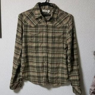 FAINAl DECICIONチェックシャツ(シャツ/ブラウス(長袖/七分))