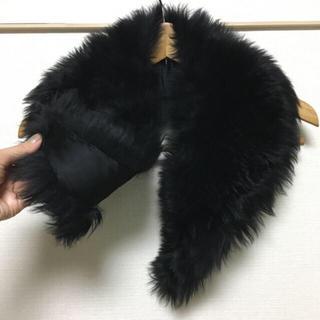 フェイクファー 付け襟 マフラー(つけ襟)