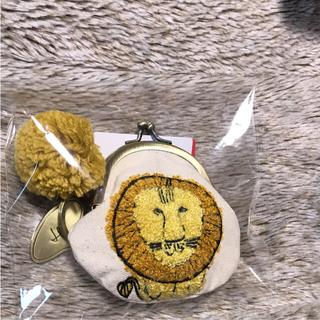 スタディオクリップ(STUDIO CLIP)の最終 スタジオクリップ   リサラーソン   レオ  小銭入れ  がま口財布(財布)