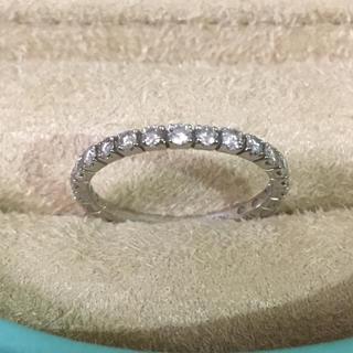 美品♡ プラチナダイヤモンドリング 0.4ct(リング(指輪))