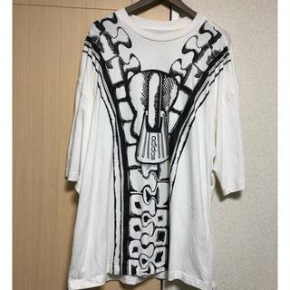 ジェレミースコット(JEREMY SCOTT)のJEREMY SCOTT★ADIDAS ビッグ Tシャツ(Tシャツ/カットソー(半袖/袖なし))