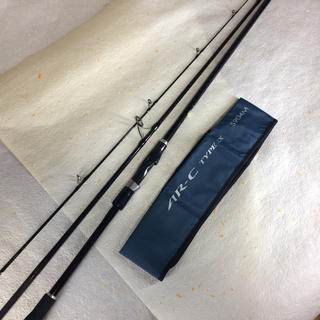 SHIMANO - shimano fishing AR-C type XX S904M C14+