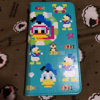 ディズニー(Disney)のディズニーのスマホ全機種対応カバー(モバイルケース/カバー)