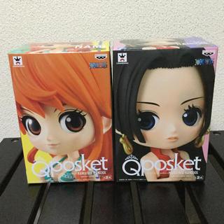 Qposket ナミ ハンコック(アニメ/ゲーム)
