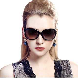 Duco 女性のスタイリッシュな偏光サングラス スター グラス 100% uv(サングラス/メガネ)