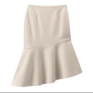 ジーユー(GU)のGU  マーメイド スカート(ひざ丈スカート)
