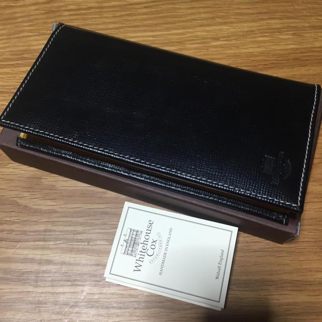 WHITEHOUSE COX(ホワイトハウスコックス)の専用 poupou7717様 メンズのファッション小物(長財布)の商品写真