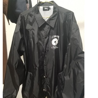 STUSSY - stussy jacket