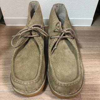 ウルヴァリン(WOLVERINE)のWOLVERINE/デザートブーツ/サイズ28センチ/ラバーソール/美品(ブーツ)