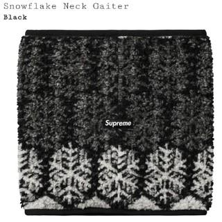 supreme  ネックウォーマー  Snowflake Neck Gaiter(ネックウォーマー)