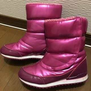 アディダス(adidas)のadidas スノーブーツ  23.0(ブーツ)