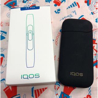 アイコス(IQOS)のIQOS 2.4plus ホルダー チャージャー(タバコグッズ)