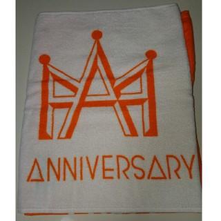 【新品】橙 AAA 10th anniversary フェイスタオル 西島隆弘(ミュージシャン)