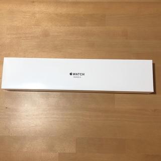 アップル(Apple)のApple Watch Series 3(GPSモデル) 42mm 新品未開封(腕時計(デジタル))