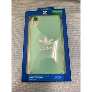 アディダス(adidas)のiPhoneXR アディダス スマホケース(iPhoneケース)