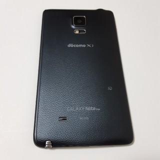 Galaxy Note Edge 黒