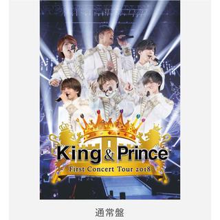 ジャニーズ(Johnny's)のking&prince 通常盤 blu-ray(ミュージック)