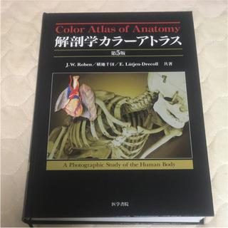 解剖学カラーアトラス
