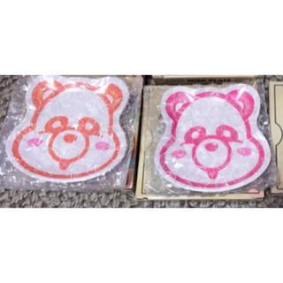 トリプルエー(AAA)の☆あーちゃん様専用☆ミニプレート橙+桃(キャラクターグッズ)