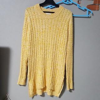 ジーユー(GU)のGU ロングセーター(ニット/セーター)