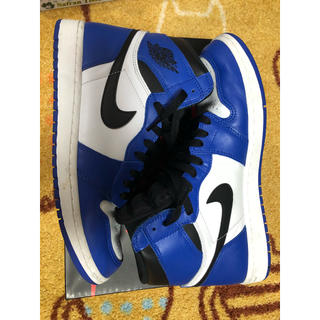 ナイキ(NIKE)のAIR JORDAN 1 RETRO HIGH OG GAME ROYAL(スニーカー)