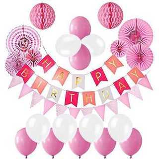 お誕生日のお祝いに♡豪華バルーンセット