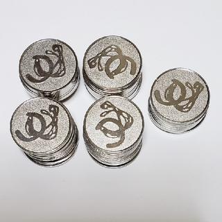福岡 チャペルココナッツ スロット コイン 景品 交換用 48枚 4万円相当