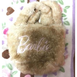 バービー(Barbie)のバービー ファーバッグ(ハンドバッグ)