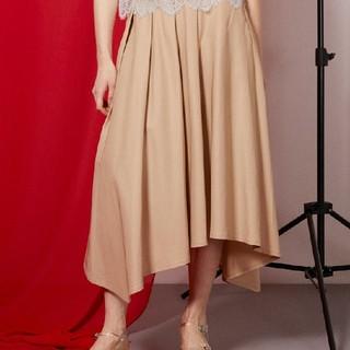 アウラアイラ(AULA AILA)のAULA スカート CELFORD BLENHEIM casa fline(ロングスカート)
