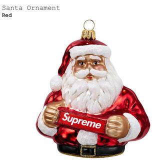 Supreme - supreme Santa Ornament サンタ 2018