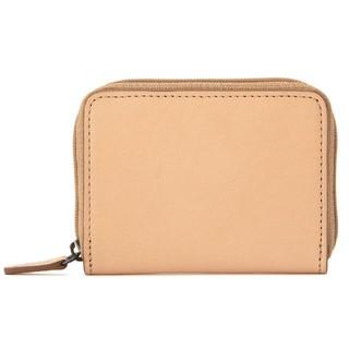 無印良品イタリア産ヌメ皮 小銭 カードケース 財布