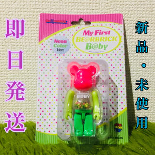 メディコムトイ(MEDICOM TOY)のMY FIRST BE@RBRICK B@BY NEON Ver. 100%(その他)