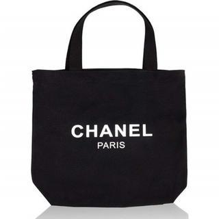 CHANEL - 新品 CHANEL シャネル トートバック ブラック