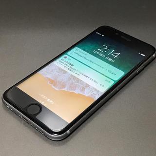 iPhone6s 本体 64GB スペースグレイ SoftBank