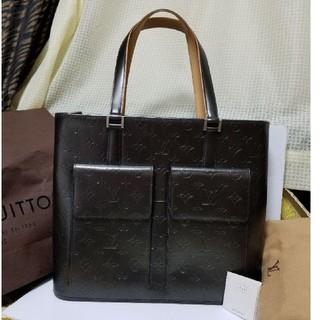☆美品☆LOUISVUITTON ルイヴィトン モノグラムマット バッグです。