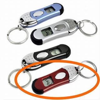 静電気 除去 キーホルダー (ボルドー) アイコンでお知らせ //BPA(車外アクセサリ)