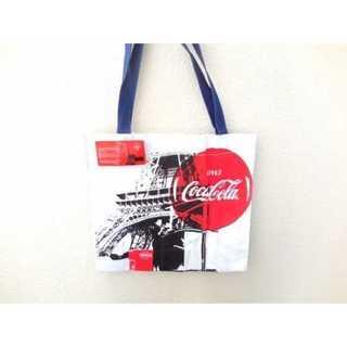 海外限定■コカ・コーラ トートバッグ/フランス パリ