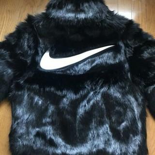 ナイキ(NIKE)のアンブッシュ ambush Nike faux fur ジャケット コート(その他)