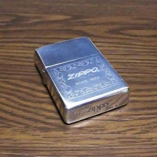 Click Sound♪ zippo スターリングシルバー 1995年