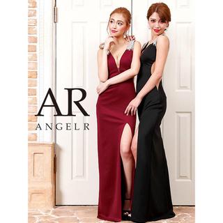 エンジェルアール(AngelR)のエンジェルアール赤ロングドレス人気(ナイトドレス)