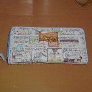 新品・未使用💕すみっコぐらし長財布(ラウンド型)