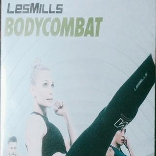 レスミルズ  Lesmills  Bodycombat 77  DVD+CD(スポーツ/フィットネス)