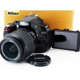 ★自撮りが簡単にできる★ニコン D5100 レンズセット