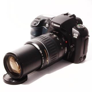 ★初心者簡単操作★キャノン D30 超望遠レンズセット