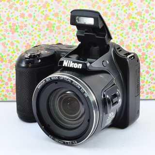 ✨Wifi & 可愛い本格レンズ付きカメラ✨ニコン COOLPIX L820