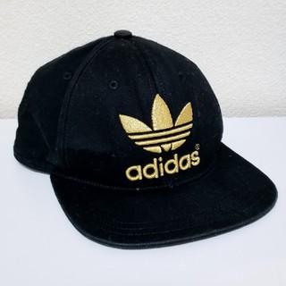アディダス(adidas)のadidas original キャップ黒 ニューエラ(キャップ)