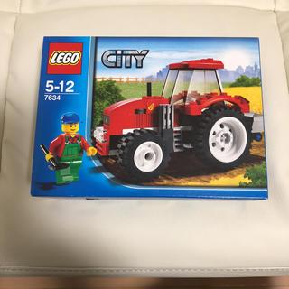 レゴ(Lego)の送料無料 新品未開封 LEGO 7634 トラクター(積み木/ブロック)